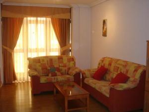 Apartamento en Alquiler en Centro / Huércal-Overa