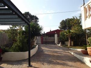 Alquiler Vivienda Casa-Chalet colonia santa ana