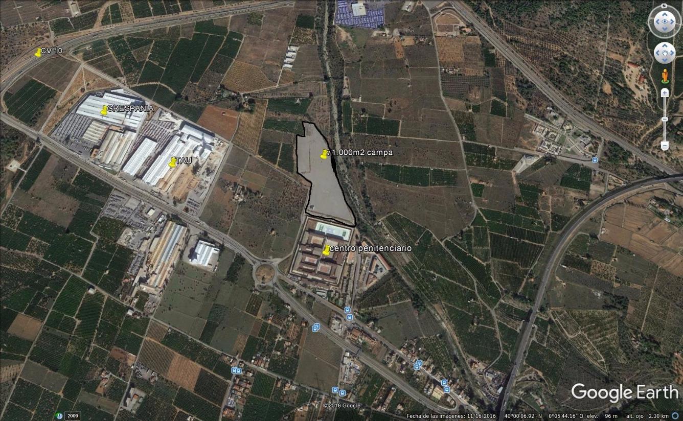 Alquiler Solar urbano  Castellón de la plana ciudad - norte