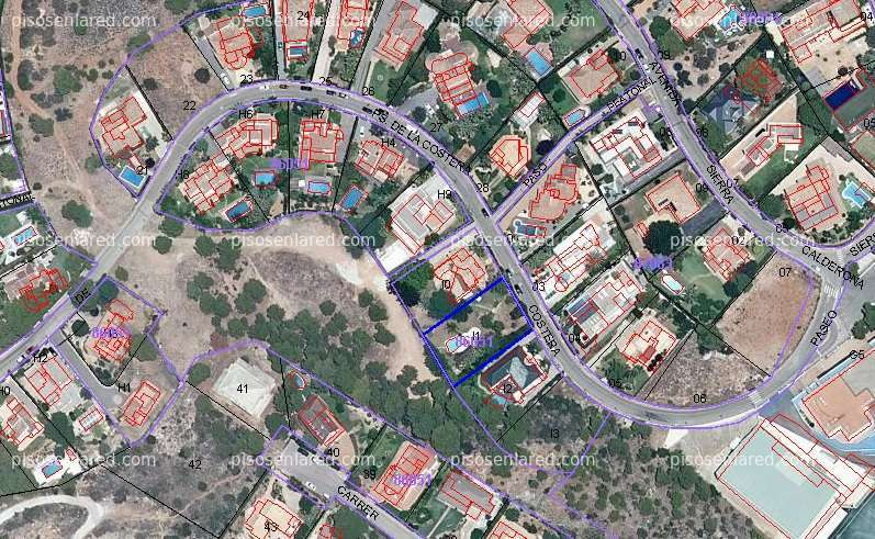 Terrain urbain  Los monasterios,puçol,valencia. Terreno en venta en paseo de la costera 38 - los monasterios - a