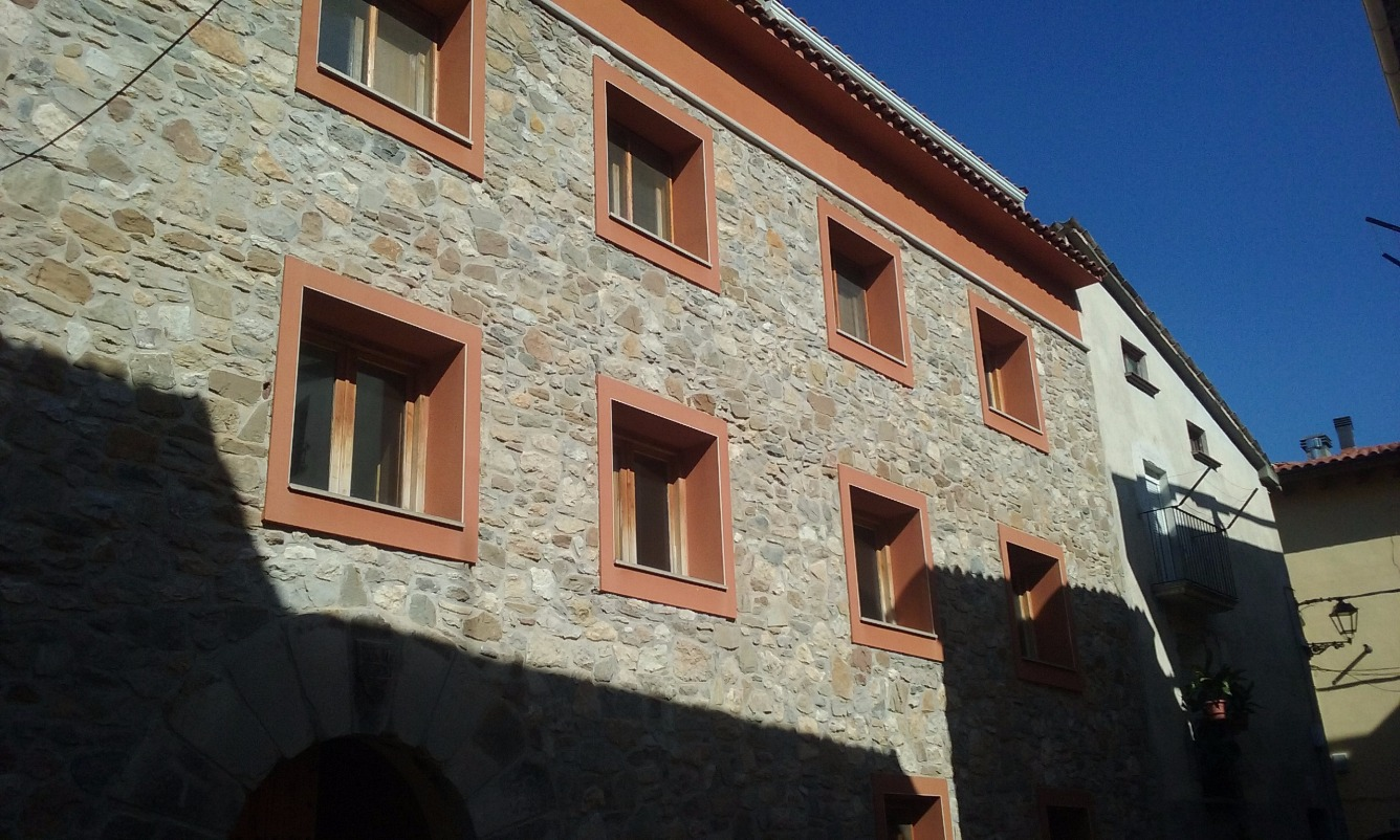 Hotel - Turismo Rural en Calle Forn