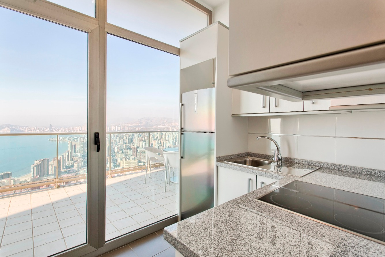 Torre Lúgano, apartamentos de calidad en Benidorm