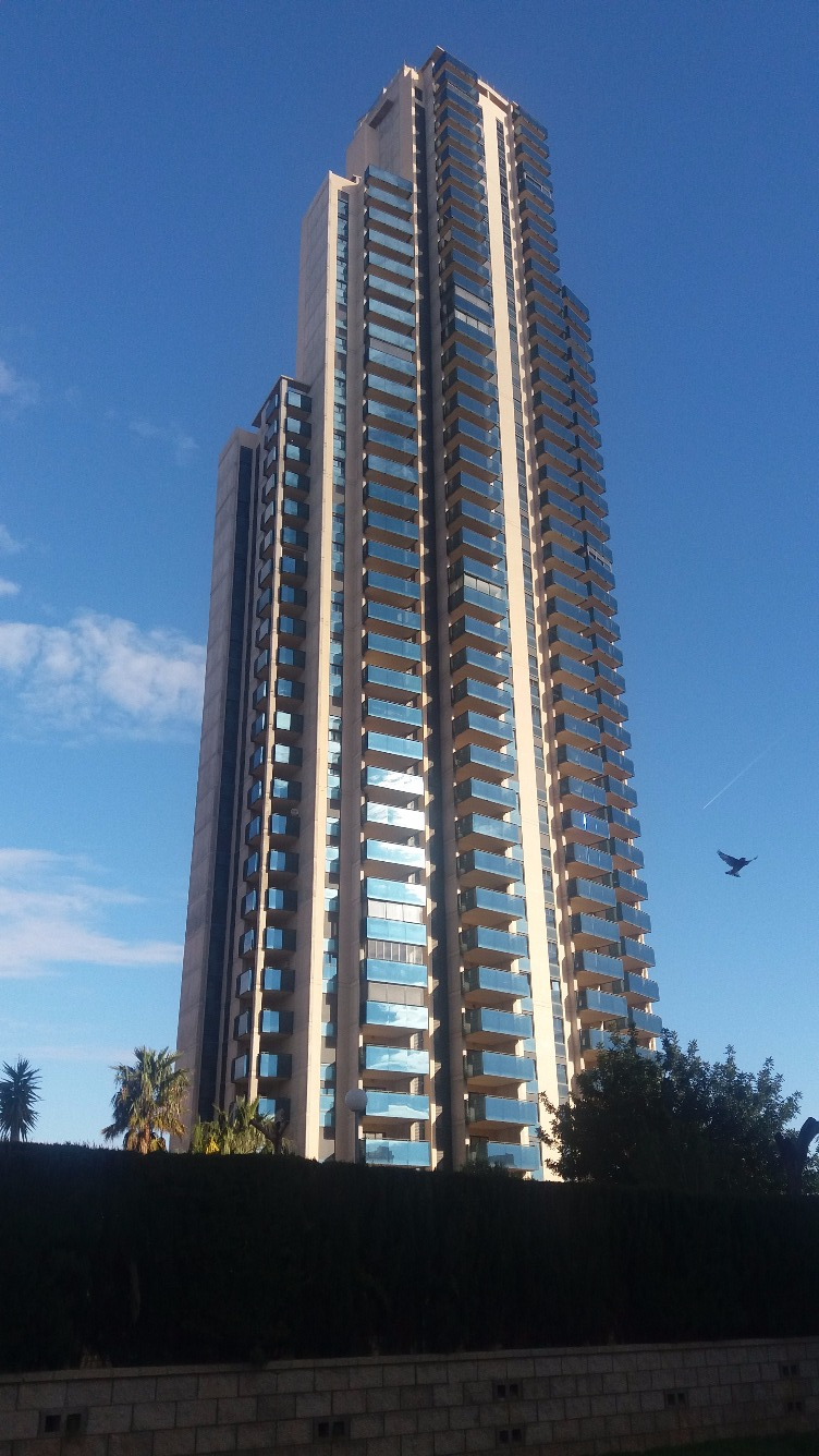 Promoción Rascacielos Benidorm