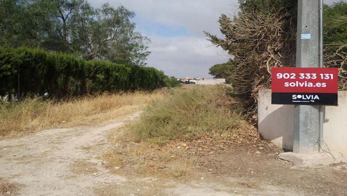 Suelo - Urbanizable en Calle vicente blasco ibañez