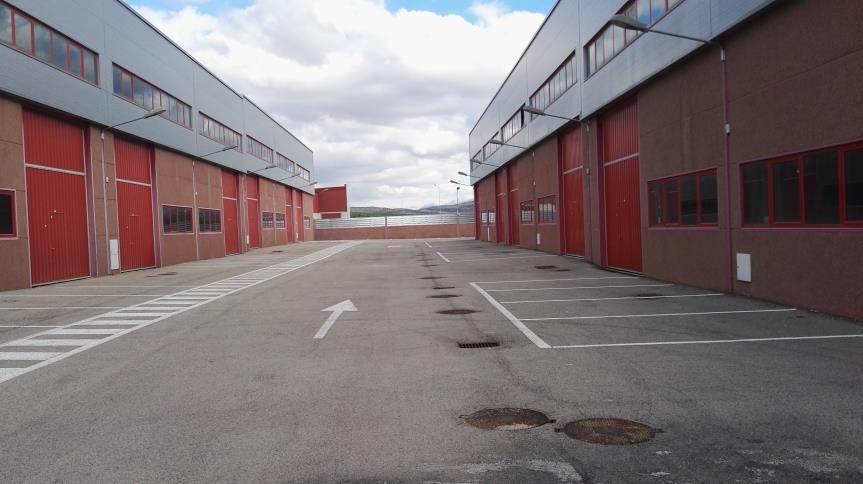 Industrial - Nave industrial en  CENTRO LOGISTICO DE ANTEQUERA