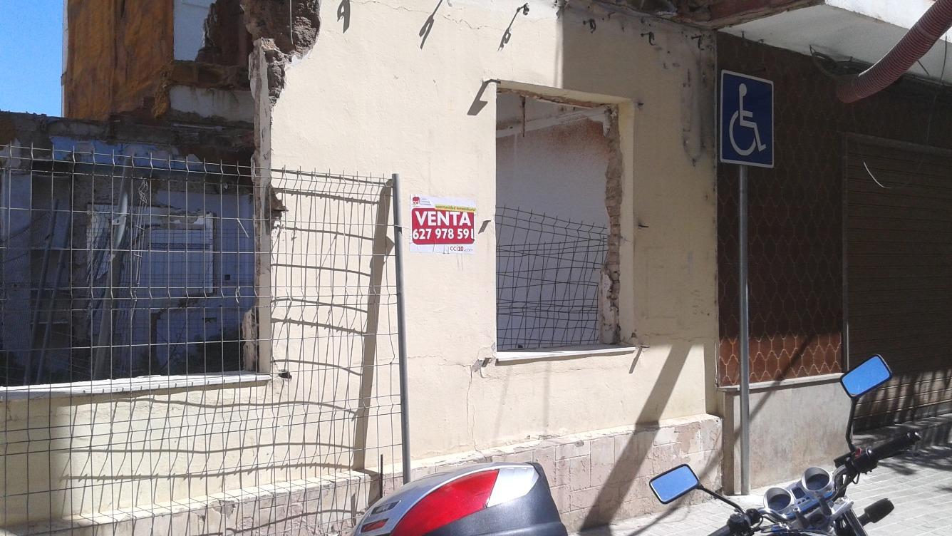 Suelo - Parcelable en Calle Ayuntamiento