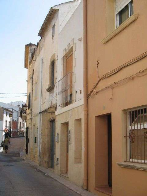 Chalet adosado en Calle calderon
