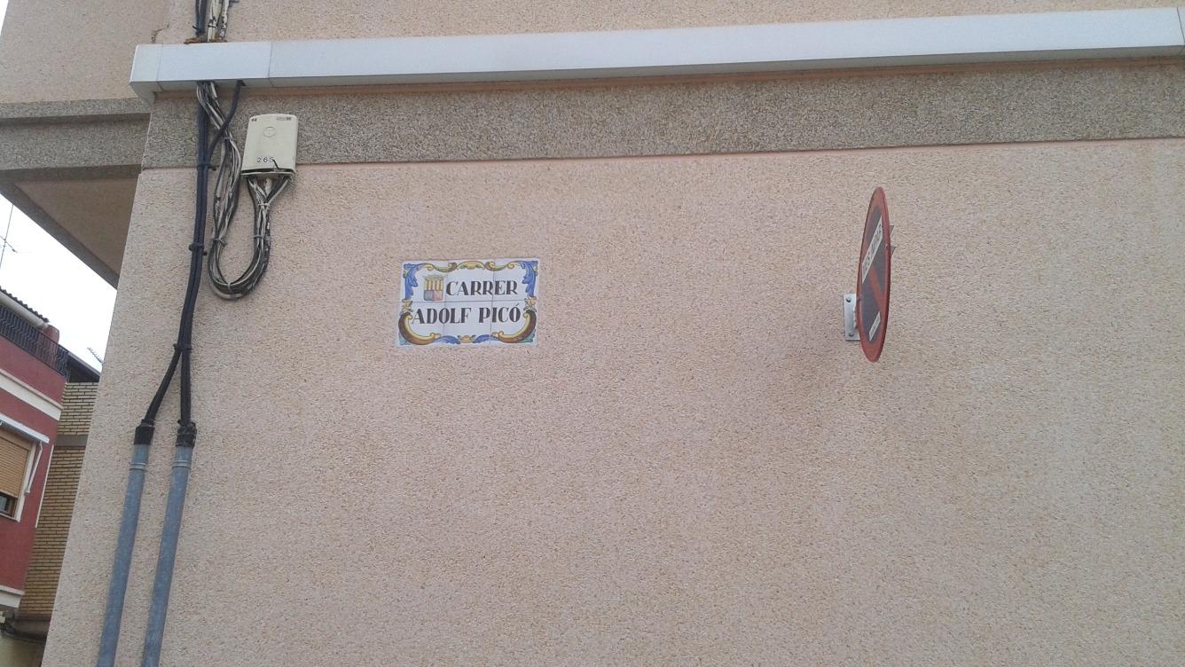 Piso en Calle ADOLFO PICO