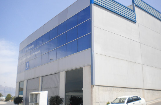 Industrial - Nave industrial en Calle Sella Parc 47A-48B P.I. La alberca