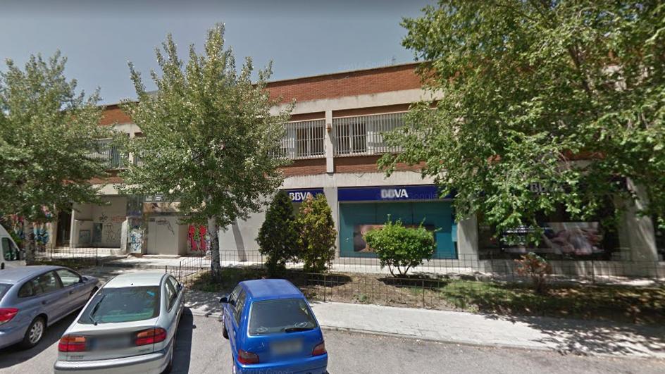 Oficina en Calle MAQUEDA