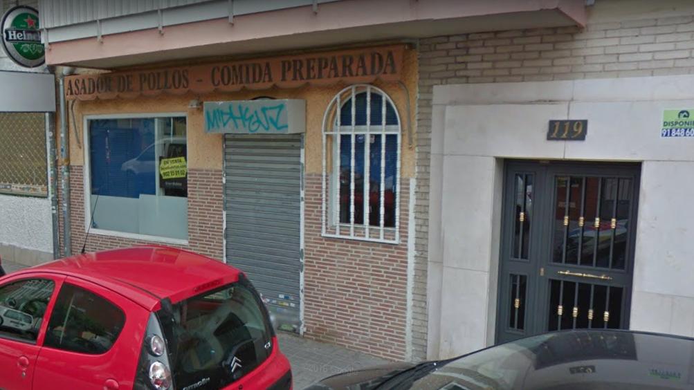 Local en Calle OCAÑA