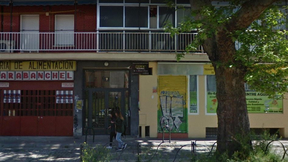 Oficina en Avenida CARABANCHEL ALTO