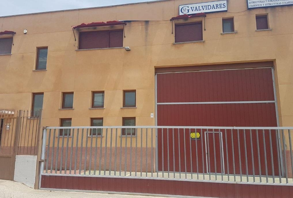 Industrial - Nave industrial en Calle COBRE