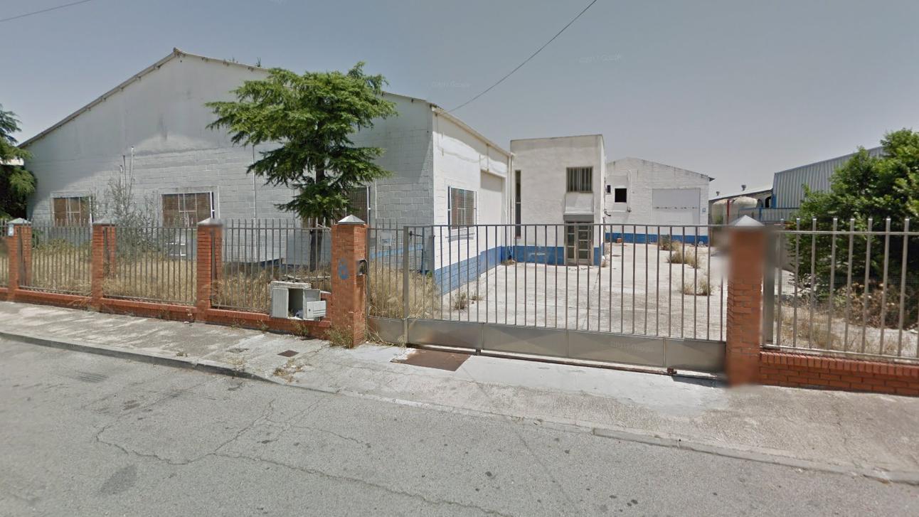 Industrial - Nave industrial en Avenida de la Cruz