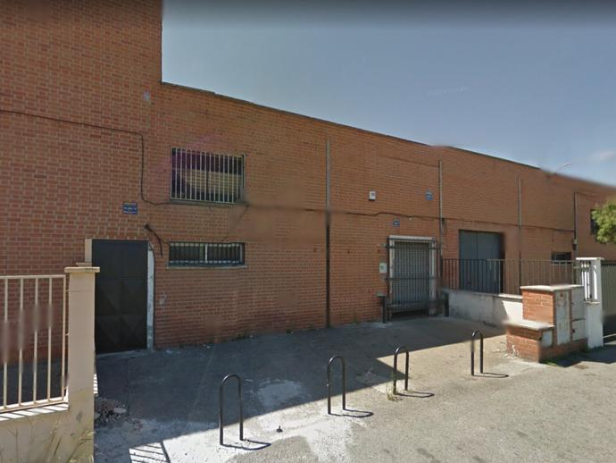 Industrial - Nave industrial en venta  en Calle Castaño, Arganda del Rey