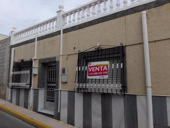 Casa en venta  en Calle NUEVA, Turre