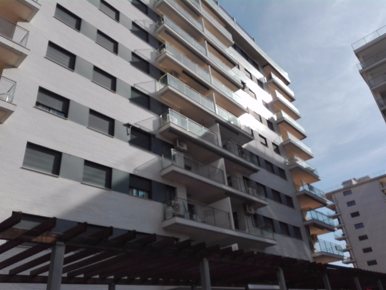 Apartamento en Calle CENTRAL