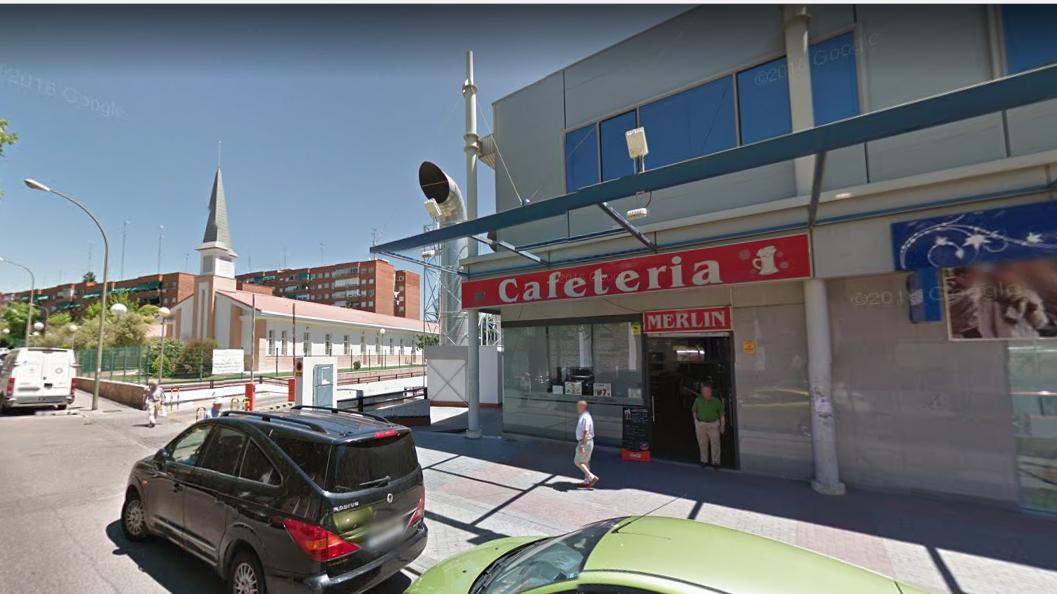 Parking en Calle LIBERTAD