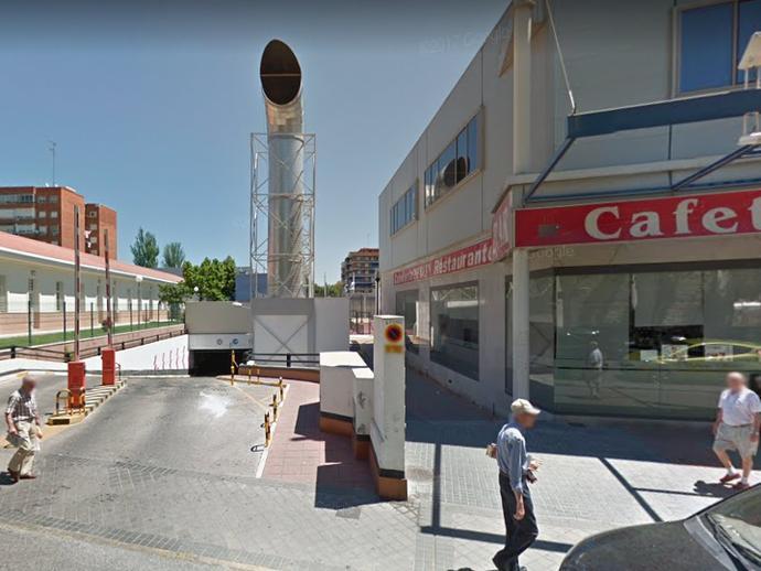 Parking en venta  en Calle LIBERTAD, Móstoles