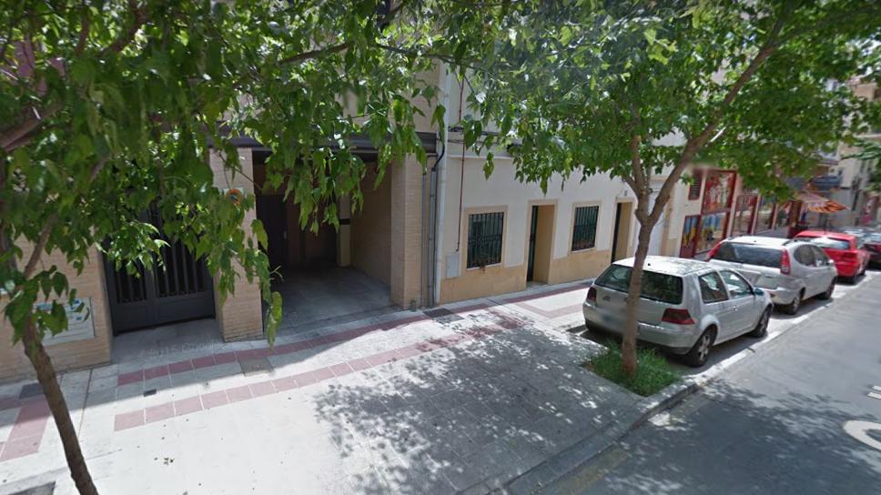 Parking en Calle EUGENIO SERRANO