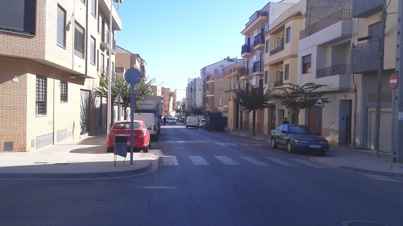 Planta baja en Calle ALGINET