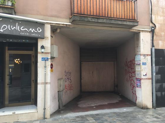 Parking en venta  en Calle Unio, Rubí