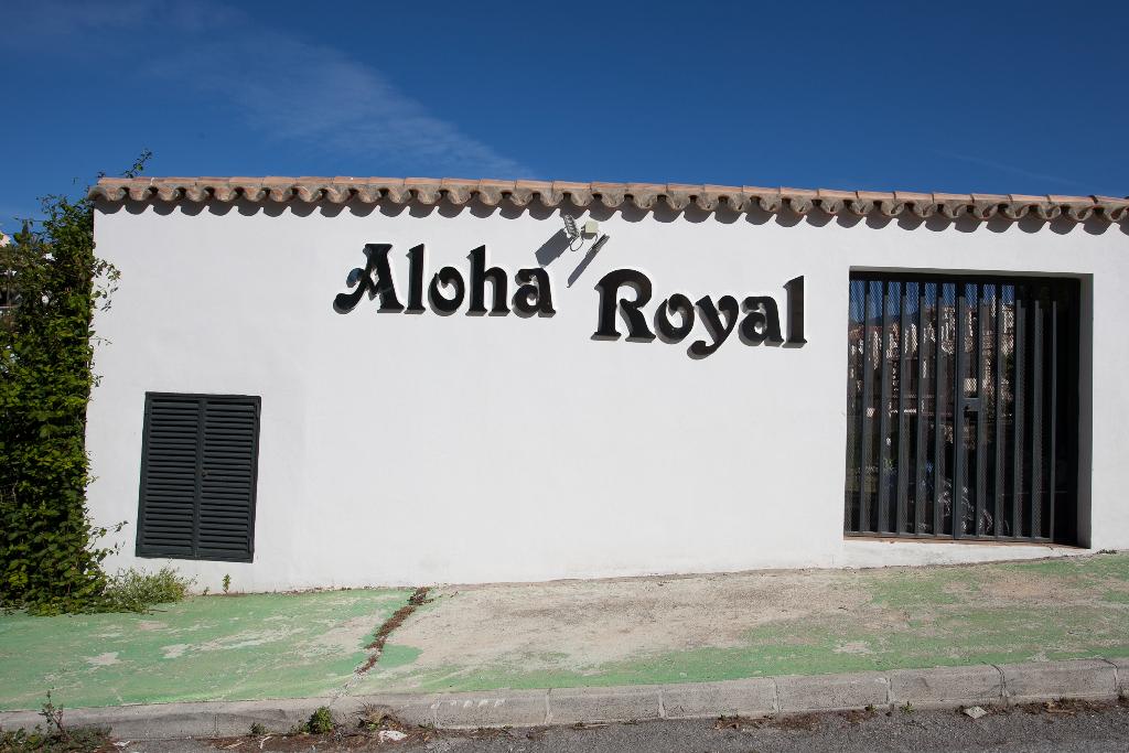 Promoción Aloha Royal