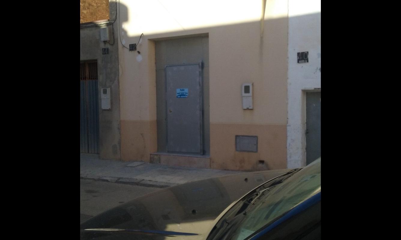 Casa de pueblo en Calle sant Justo