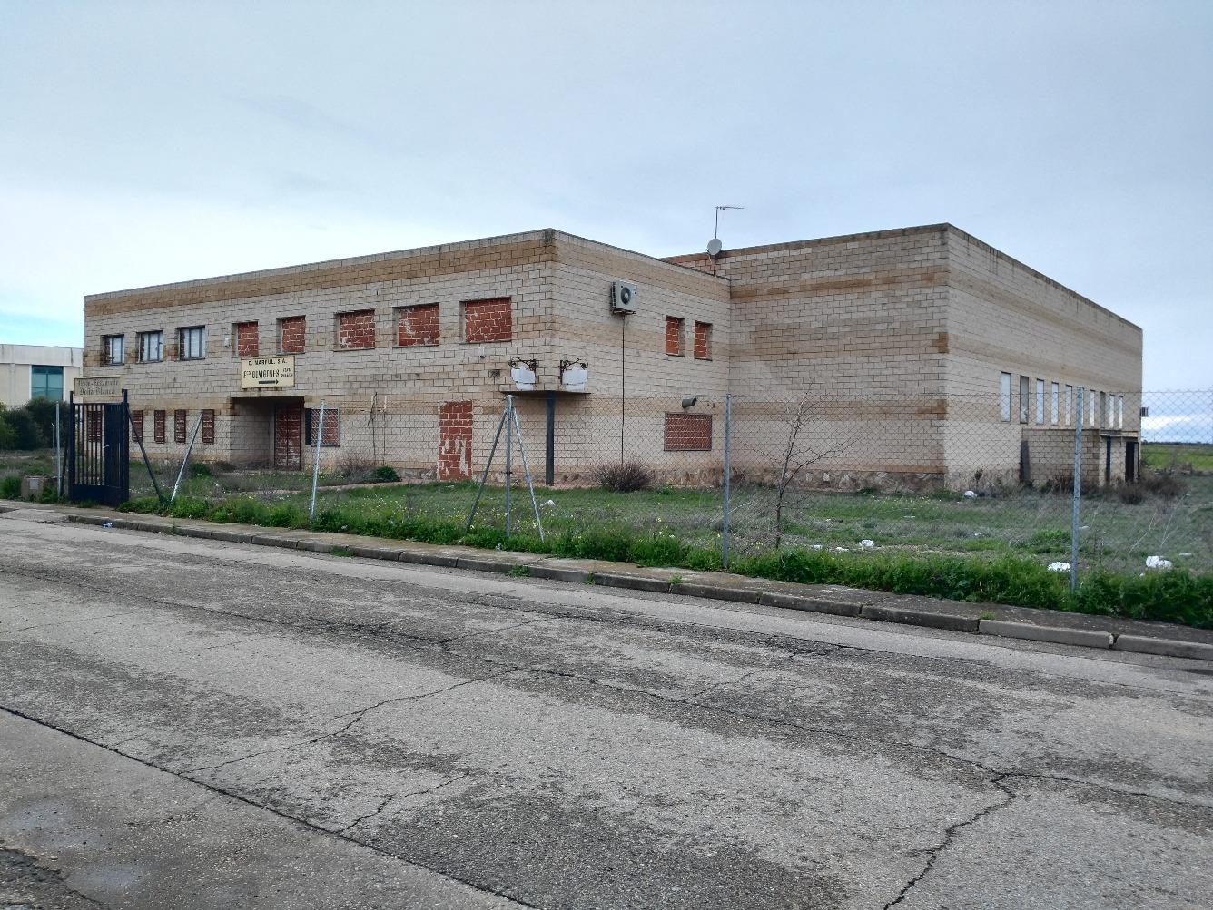 Industrial - Nave industrial en Calle ZURREROS
