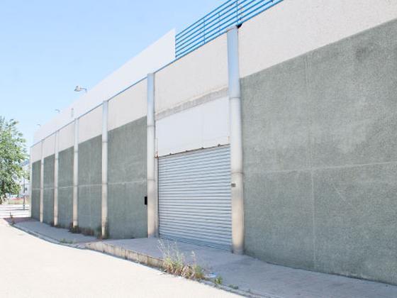 Industrial - Nave industrial en venta  en Calle RIO BERBEZAR, POL.IND.ARROYO CULEBRO, Getafe