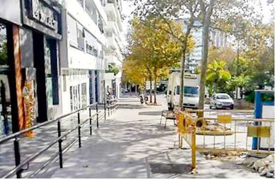 Parking en Calle GENERAL LOPEZ DOMINGUEZ