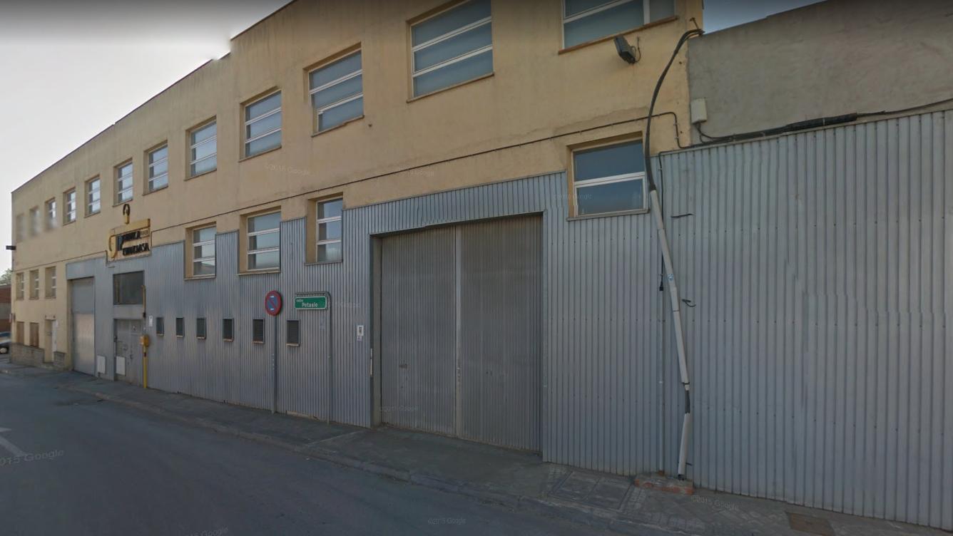 Industrial - Nave industrial en Calle potasio