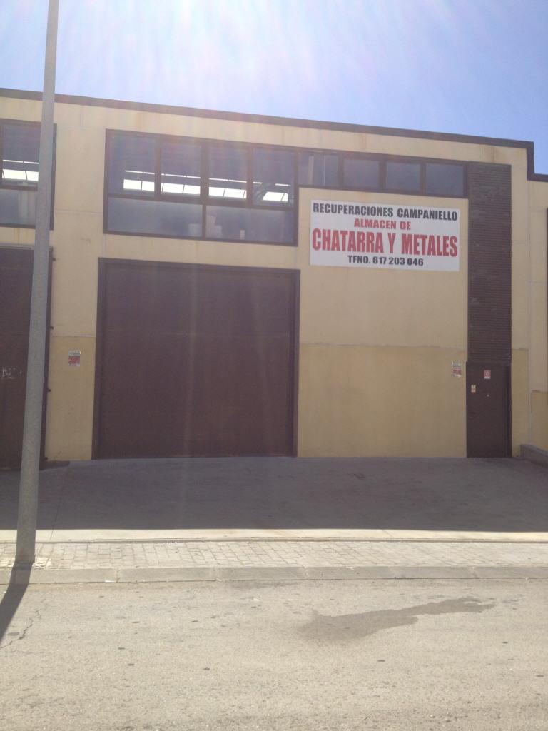 Industrial - Nave industrial en Calle marqués de villanueva de la sagra
