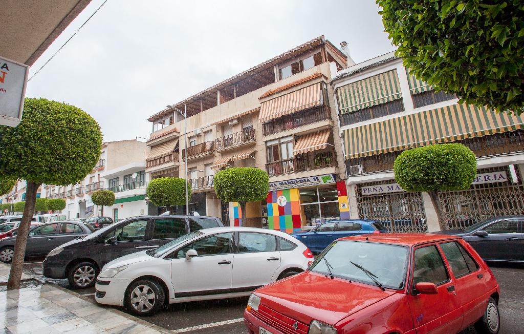 Piso en Calle Manuel Salmerón