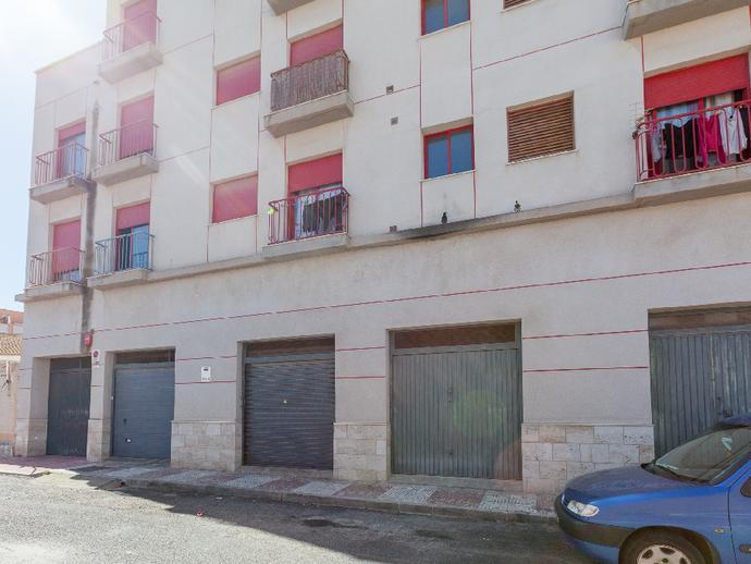 Parking - Individual en venta  en  Calle Chafarinas, Roquetas de Mar