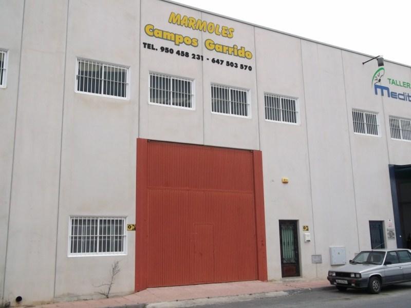 Industrial - Nave industrial en venta  en Calle Calle Industria , Cuevas del Almanzora