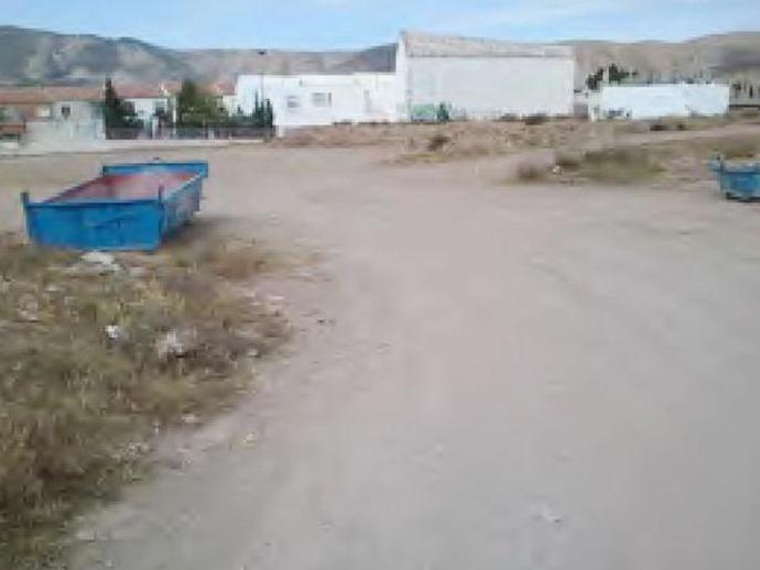Suelo - Urbanizable en venta  en Avenida Las Alpujarras, Dalías