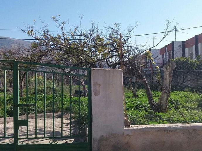 Suelo - Urbanizable en venta  en Calle Calle María Eugenia Pérez, Dalías
