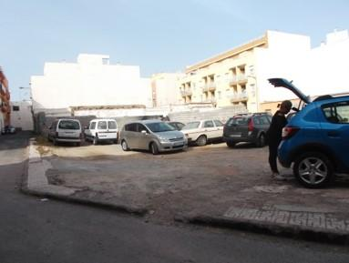 Suelo - Urbanizable en venta  en Calle Luis Buñuel (esq. Callejon Portones), Roquetas de Mar