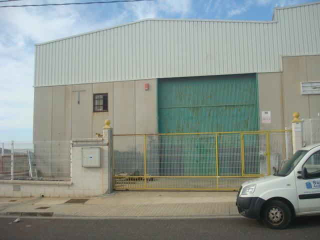 Industrial - Nave industrial en Calle Calle VI