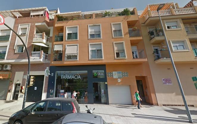 Loft en Avenida Málaga