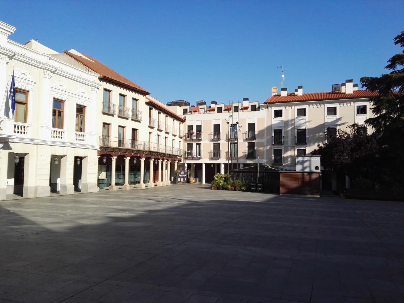 Residencial Plaza Mayor