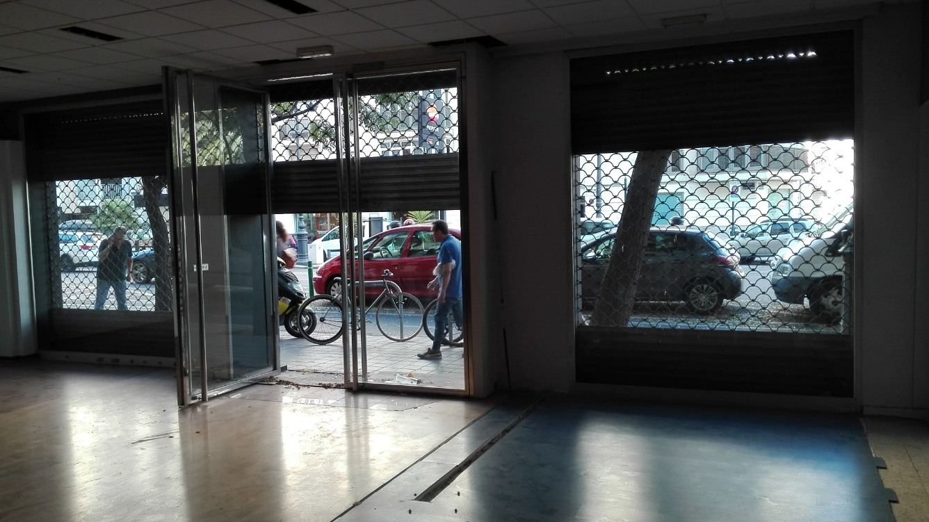 Local - 1ª línea comercial en Calle Guillem de Castro