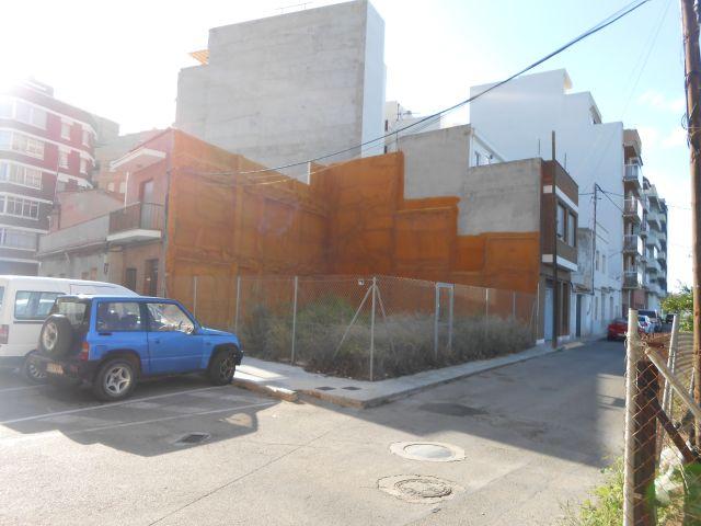 Suelo en venta  en Calle ISAAC PERAL, Burriana / Borriana