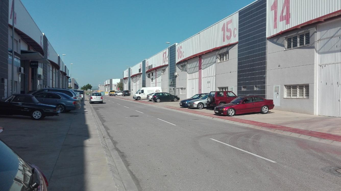 Industrial - Nave industrial en venta  en Calle Suecia, Castellón de la Plana / Castelló de la Plana