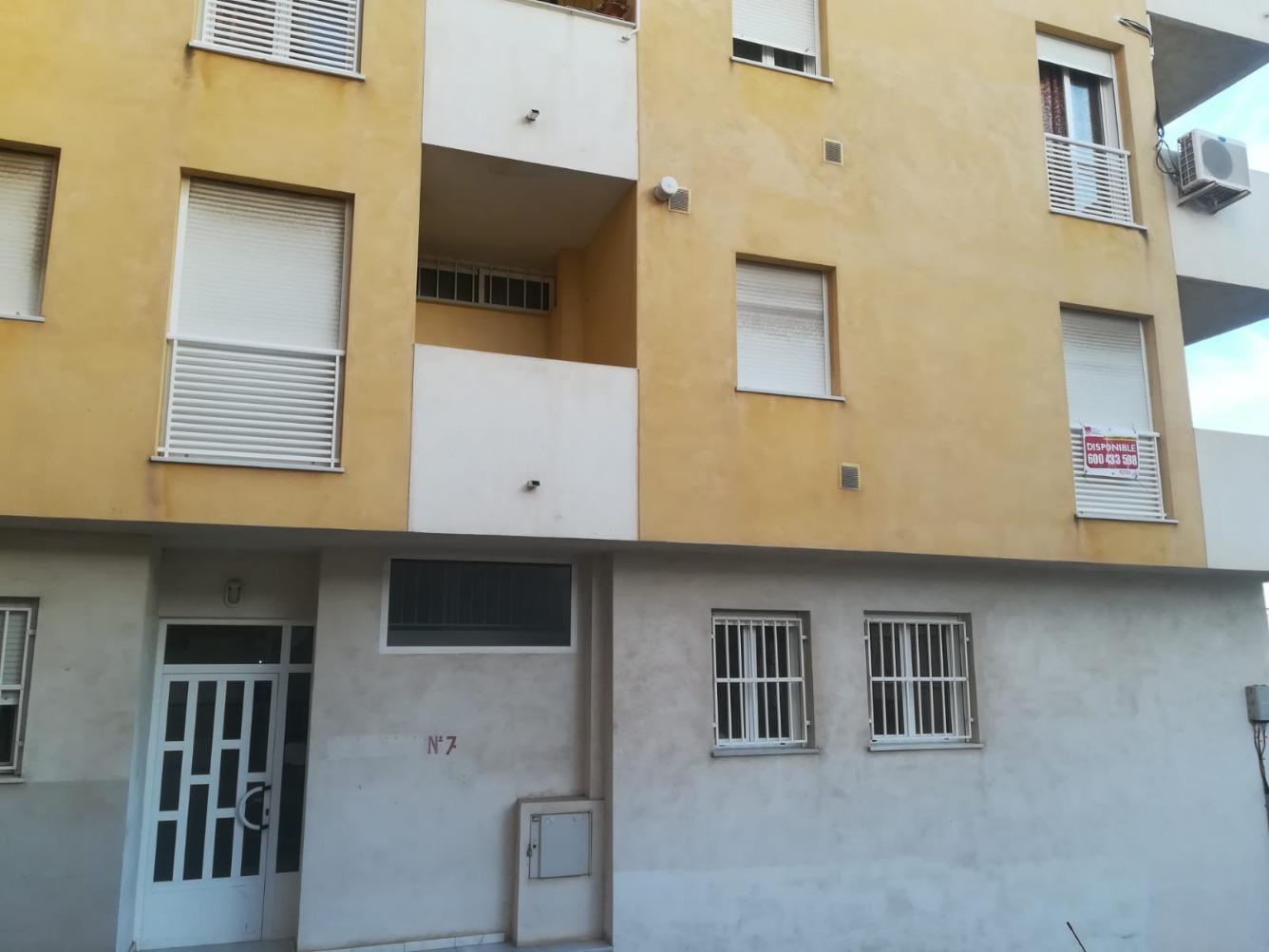 Piso en alquiler  en Urbanización ALFONSO XIII, Garrucha