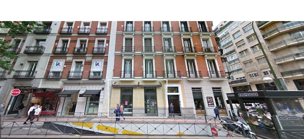 Local - 1ª línea comercial en rentabilidad  en Calle VELAZQUEZ, Madrid Capital