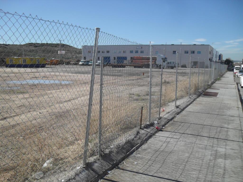 Suelo - Industrial en venta  en Calle GONZALO CHACON, Aranjuez