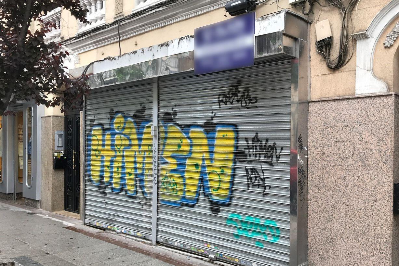 Local - Enclave estratégico en rentabilidad  en Calle Lopez de Hoyos, Madrid Capital