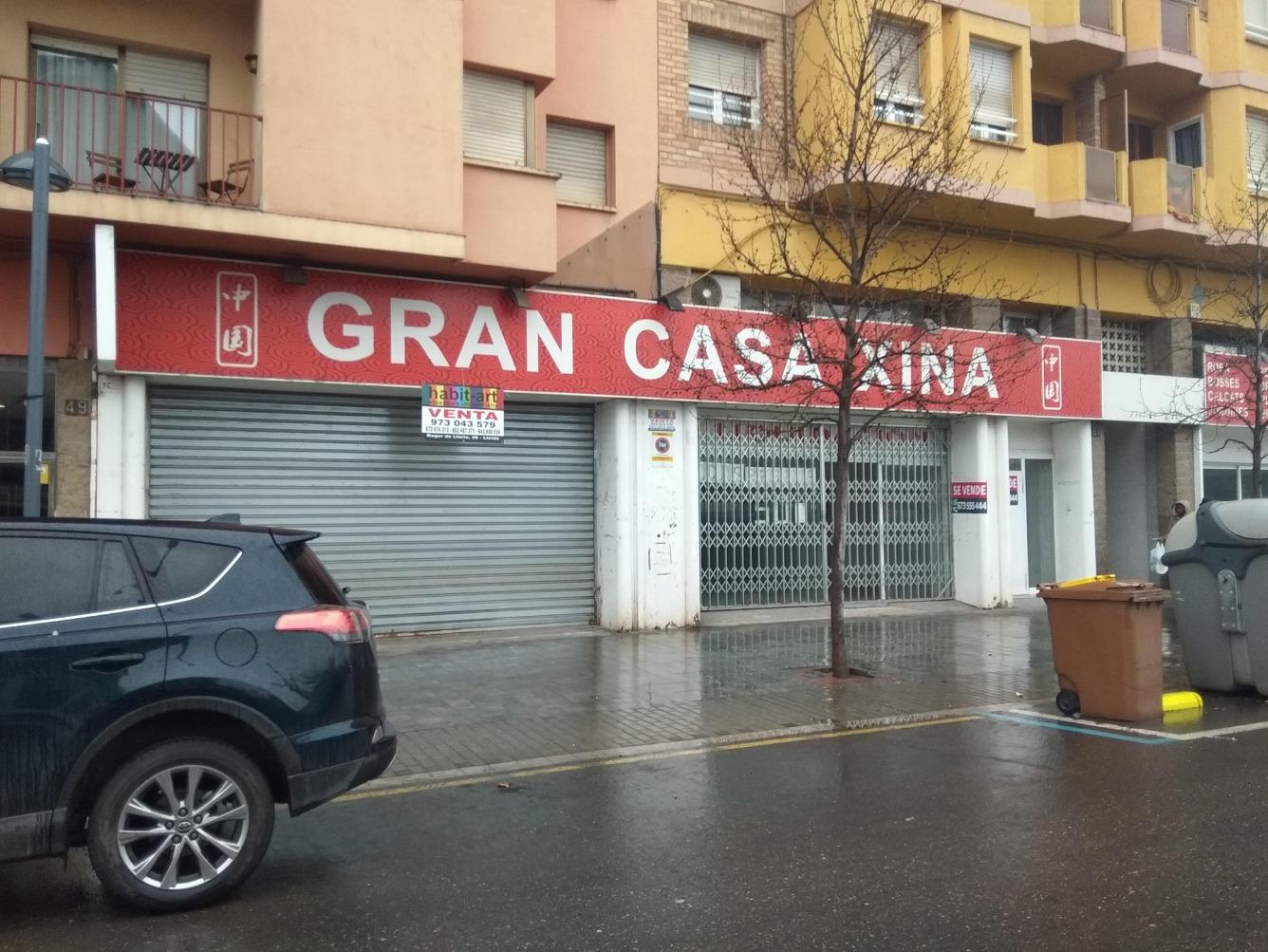 Local - 1ª línea comercial en venta  en Avenida Doctor Fleming, Lleida